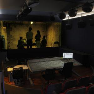 Sala mix Dolby Atmos